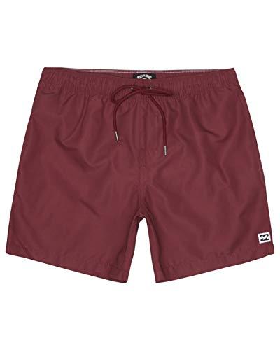 BILLABONG Herren All Day LB Shorts, Blood, M