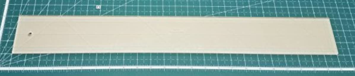 Long Arm Quilting Template Ruler 1/4