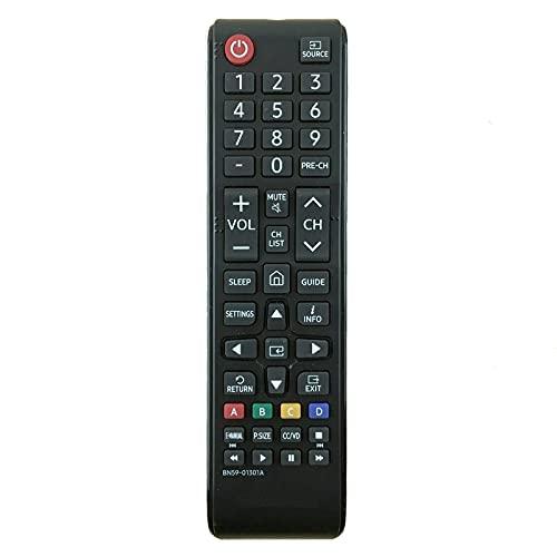 Davitu Mando a distancia BN59-01301A para Samsung Smart LED 4K ULTRA HDTV UA43NU7090 UN58NU7103 UN58NU7100 UA65NU7100KXXA