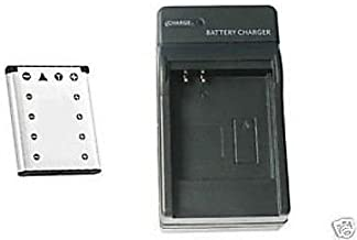 Battery + Charger for Olympus Stylus 710, Olympus 725 730, Olympus 720 SW