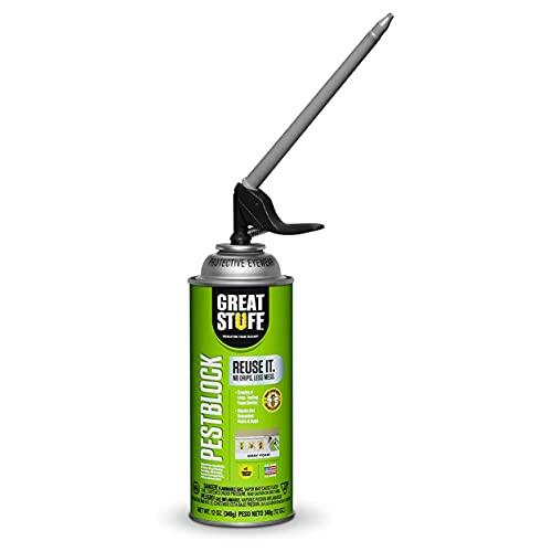 Great Stuff 99112809 Smart Dispenser Pestblock, Gray