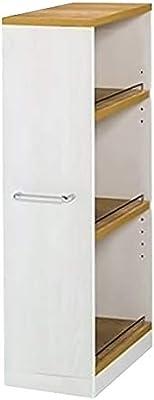 すきまキッチン積み重ねラック(オープンタイプ)20cm幅(SPC-20O)