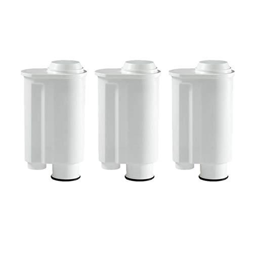 3 wkłady filtrujące do wody pasują do ekspresów do kawy Saeco Phillips Intenza, Lavazza Gaggia, Espresso A Modo Mio i ekspresów do kawy Veoll, jak oryginalne ekspresy do kawy Saeco CA6702/00