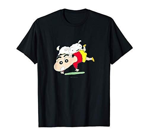 Crayon Shin-chan Oops! Shin-chan & Shiro Camiseta
