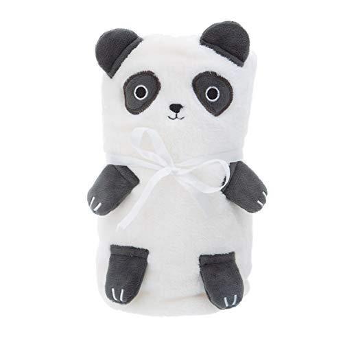 Couverture bébé panda
