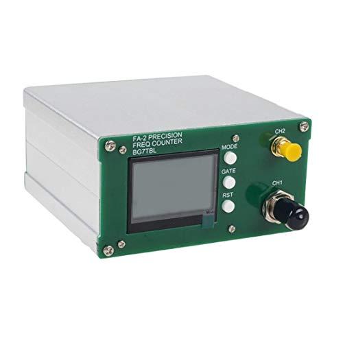 Adoner FA-2 Frequenzzähler, 1 Hz- bis 1 Hz, statische Funktion + Netzteil
