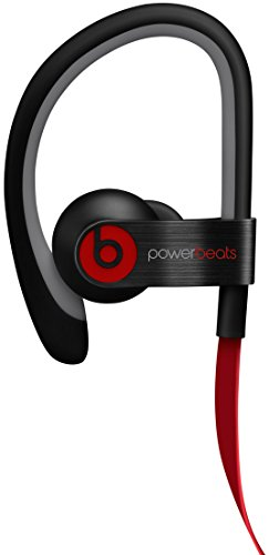 Beats Powerbeats2 - Auriculares in-ear, color negro