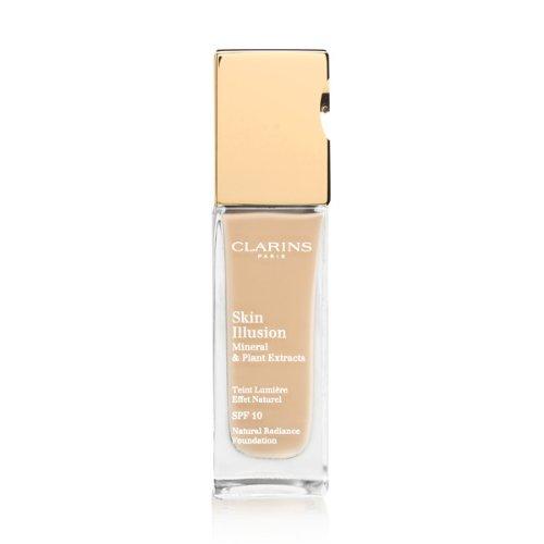 Clarins Flüssige Foundation Skin Illusion N°107 Beige 10 SPF 30.0 ml, Preis/100 ml: 106.63 EUR