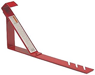 Qualcraft 45-Degree Fixed-Angle Roofing Bracket with 6-Inch Platform #2504