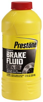 12OZ Dot 4 Brake Fluid
