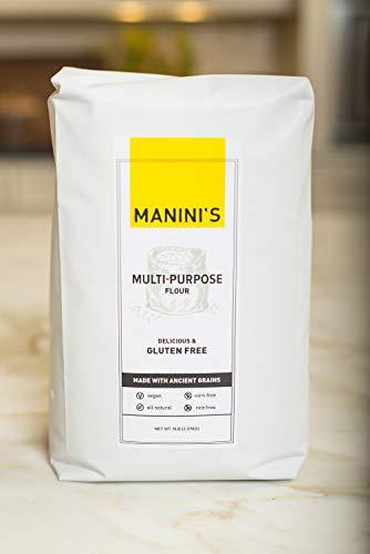 Maninis Gluten Free, Flour Multi Purpose, 80 Ounce