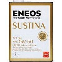 エネオス サスティナ 0W-50 SN 100%化学合成油 4L×6