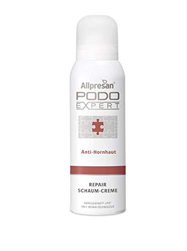 Allpresan PODOEXPERT Repair Schaum-Creme Anti-Hornhaut, 125 ml