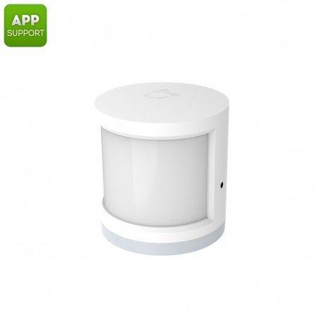 Sensore di movimento Xiaomi - Controllo dell'app, compatibile con porta multifunzione Xiaomi, dentro e fuori