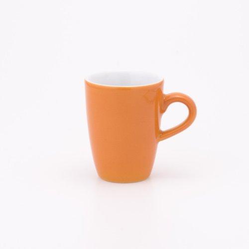 KAHLA Espresso-Obertasse, hoch PRONTO COLORE, 0,10 l orange (H.Nr. 574732A72556C)