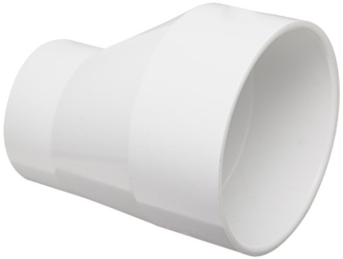1//4 Socket Spears 429-L Series PVC Pipe Fitting Clear Schedule 40 Coupling