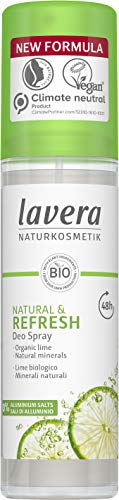 Lavera Deo Spray Natural & Refresh 75ml