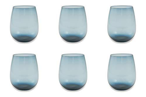 Villa D'Este Home Tivoli 2197355 happyhour - Juego de 6 vasos de...
