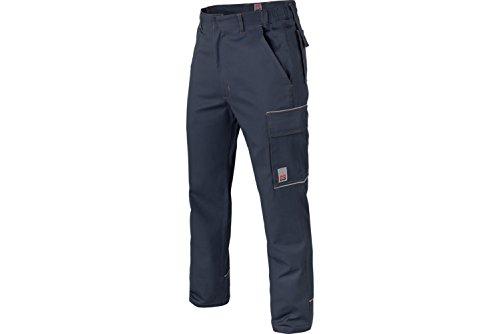 WÜRTH MODYF Bundhose Basic Marineblau: Die leichte Hose ist in der Größe 48 erhältlich. Die Funktionelle und Bequeme Werkstatthose ist atmungsaktiv und widerstandsfähig.