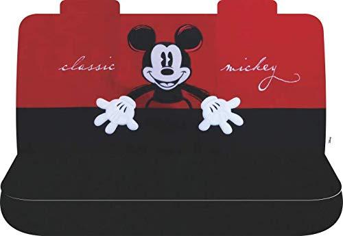 Mickey Mouse Autositzbezug hinten für Limousinen