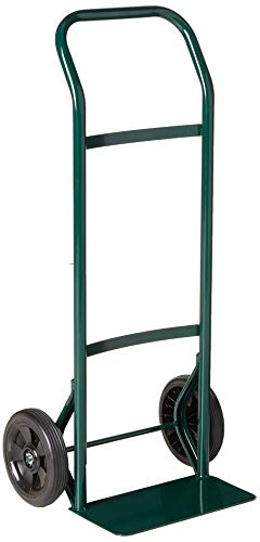 Harper Trucks 300 lb Capacity Steel Hand Truck with 8' Flat-Free Wheels