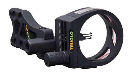 TRUGLO TSX Pro Series Bow Sight, 3-Pin, Standard Adjustment