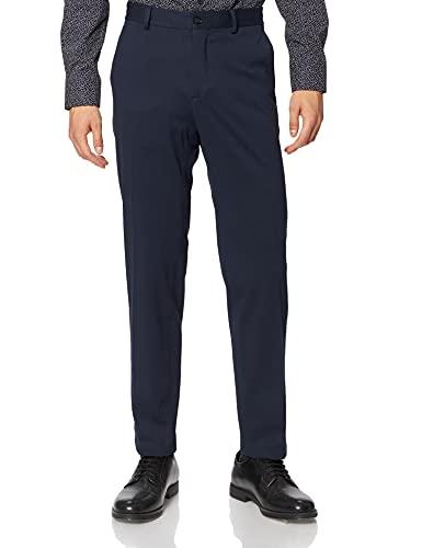 s.Oliver BLACK LABEL Herren Slim: Jogg Suit-Hose dark blue 52