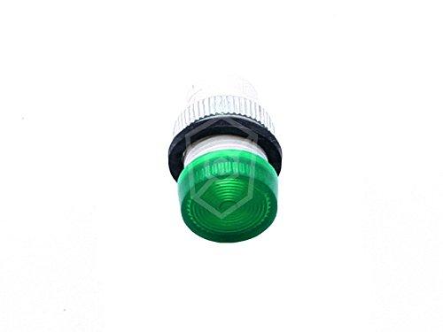 Electrolux Señal Lámpara Capacidad para lavavajillas, armario térmica, frigorífico 13mm de diámetro verde