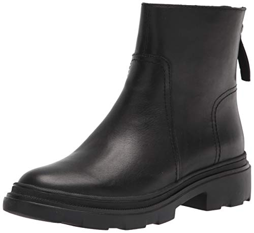 Naturalizer Women's Joelle Ankle Boot, Black Leather, 9