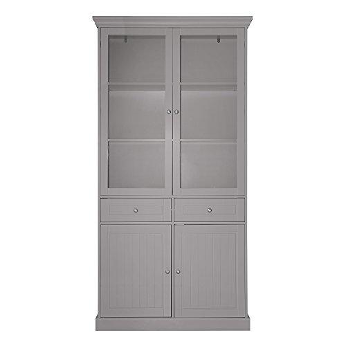 Furniture 247 - Intu Vitrine - Grau