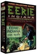 Eerie Indiana - The Complete Series [DVD] [Region2] Requires a Multi Region Player