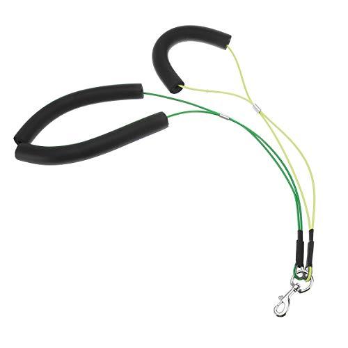 KUNSE huisdier hond kat bekleden tafel arm draad touw kabel Restraint houder Noose harnas gereedschap