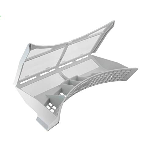 Genuine Indesit Hotpoint Aqualtis Series Tumble Dryer White Fluff Filter C00286296x