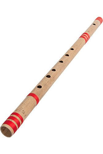Bansuri, flauta profesional en E, 29.5