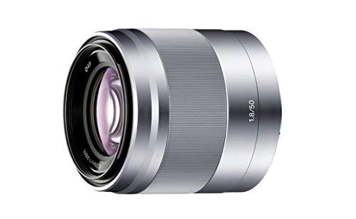 ソニー 単焦点レンズ E 50mm F1.8 OSS APS-Cフォーマット専用 SEL50F18