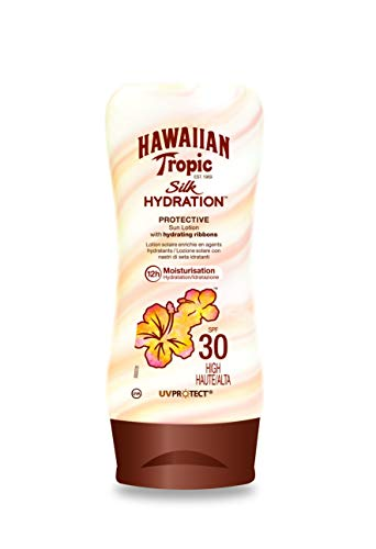 HAWAIIAN Tropic SILK HYDRATION LOTION SPF 30,...