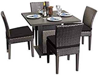 Best square dining table 4 chairs Reviews