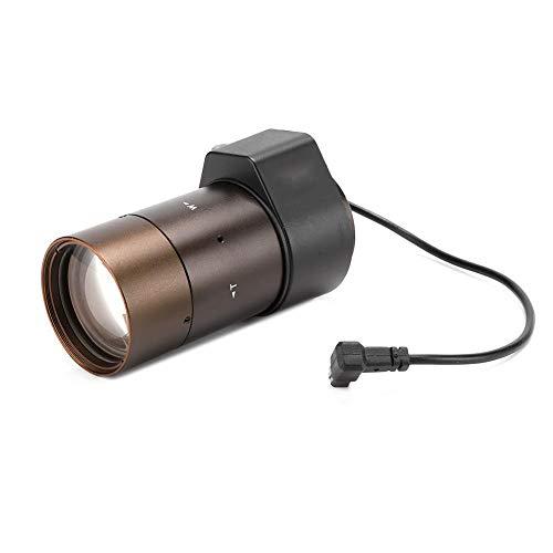 Camera Automatische iriszoomlens, 720P HD 5-100mm-lens voor bewakingssysteem, ondersteuning voor autofocusmodus, lenscamera met universele compatibiliteit