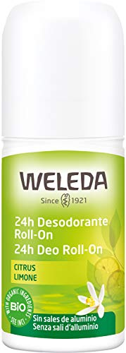 WELEDA Desodorante Roll-On de Citrus  (1x 50 ml)