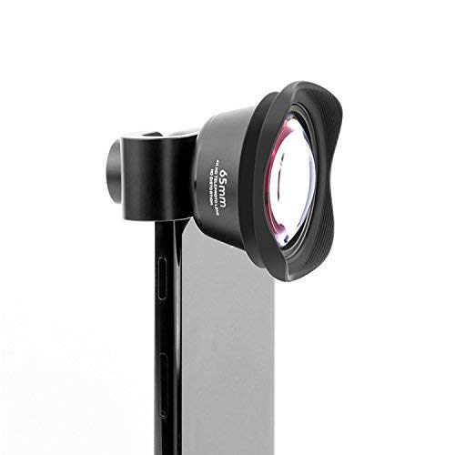 Morjava PH-8151 Cell Phone Camera Lens 3X Optical Portrait Phone Lens Compatible with iPhone 8 X XS XR Max 8plus 7 6S and Most Android Smartphone