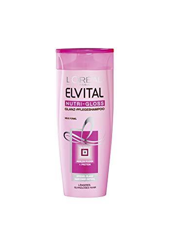 L'Oréal Paris Elvital Nutri-Gloss Pflege-Shampoo, 250 ml