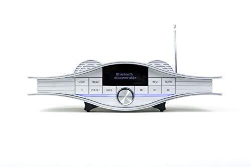 Miami Swing by Renzo Arbore MS-01 Jonathan Radio Digital FM/Dab/Dab+ con Bluetooth