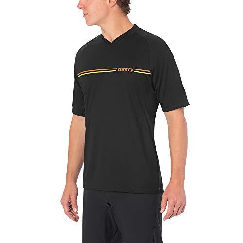 Giro Herren M Xar Jersey Fahrradbekleidung, Black reaceline, XL