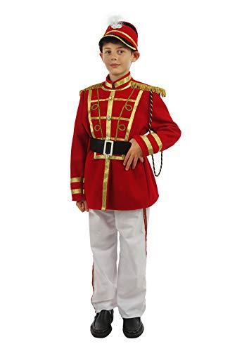 chiber Kinder Kostüm Nussknacker Talla 10 (8-10 años)