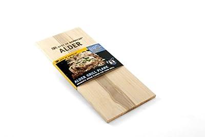 Steven Raichlen Best of Barbecue Wood Grilling Plank / Single - Alder -