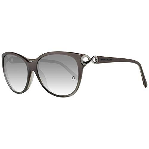 Montblanc Sonnenbrille Women Grey