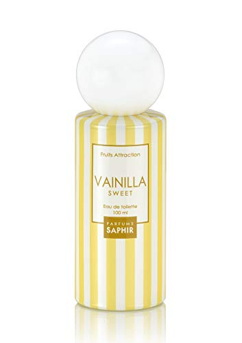 PARFUMS SAPHIR Fruit Attraction Vainilla - Eau de Toilette p