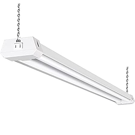 Hykolity 4FT 40W Linkable LED Shop Light