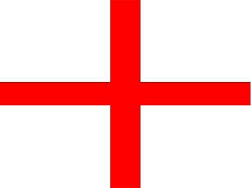 Piersando Fahne 150cm x 90 cm Länderflagge Fanartikel Land Flagge mit Metallösen England