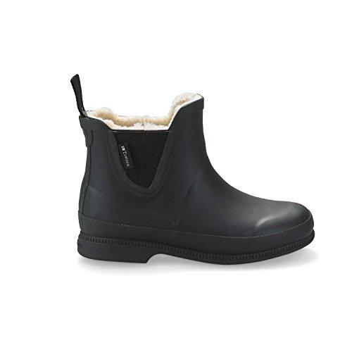 Tretorn Women's Eva Classic Winter Boots, Black, 37 EU